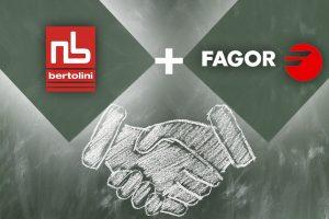 Fagor Industrial e NB Bertolini: qualità e esperienza al vostro servizio
